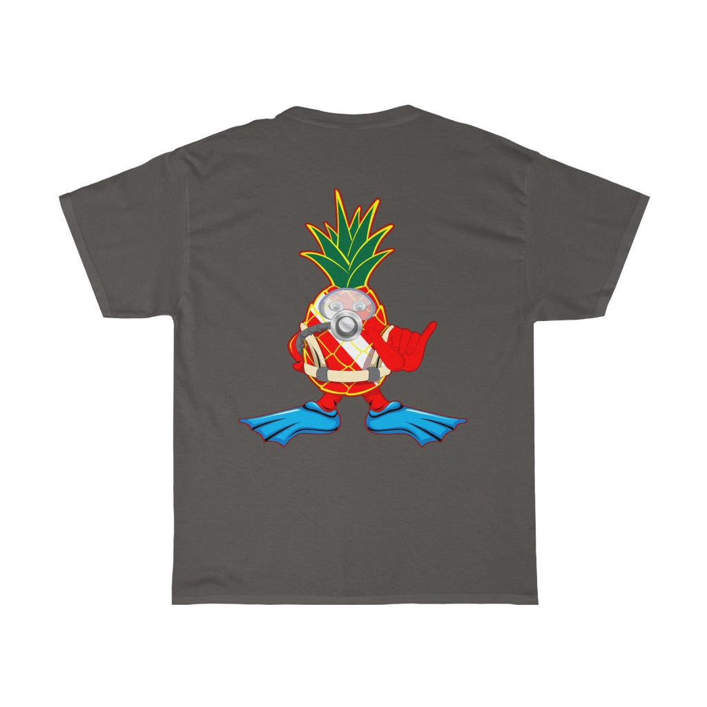 Shaka Pineapple Front / Back