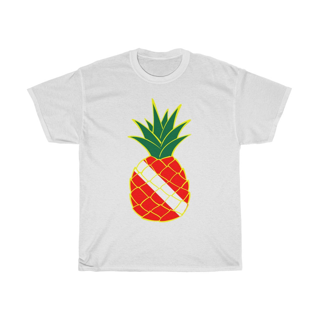 Classic Pineapple - Front Only