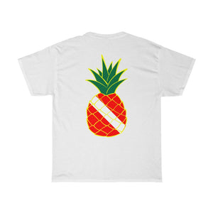 Classic Pineapple - Front/Back
