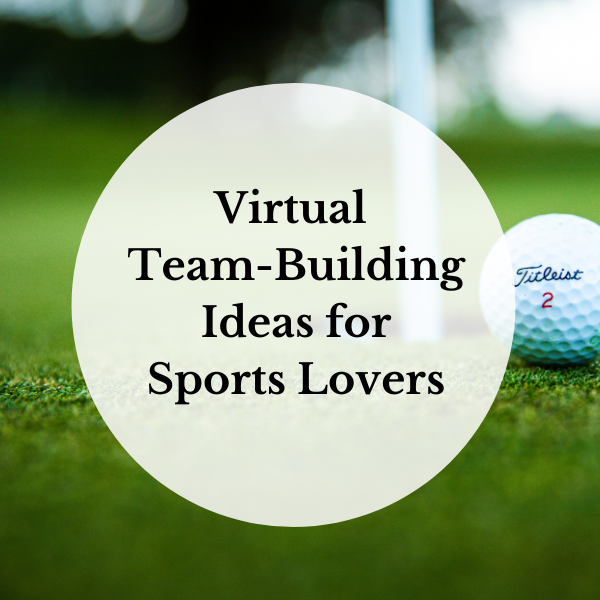 Virtual Team-Building Ideas for Sports Lovers