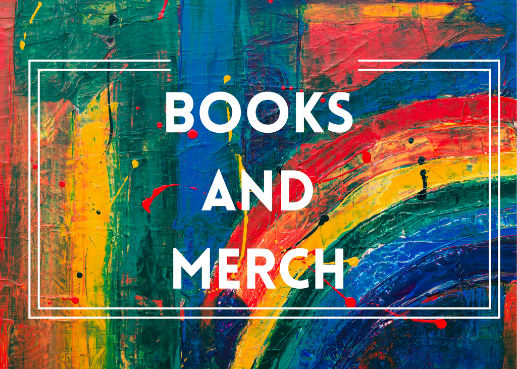 Books and Merch