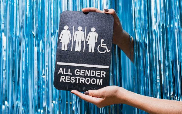 All Gender Restroom Diversity and Inclusion