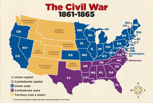 Civil War Virtual Field Trips