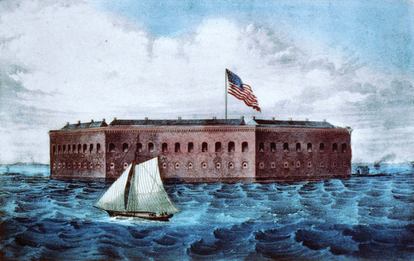 Civil War Virtual Field Trips on Fort Sumter