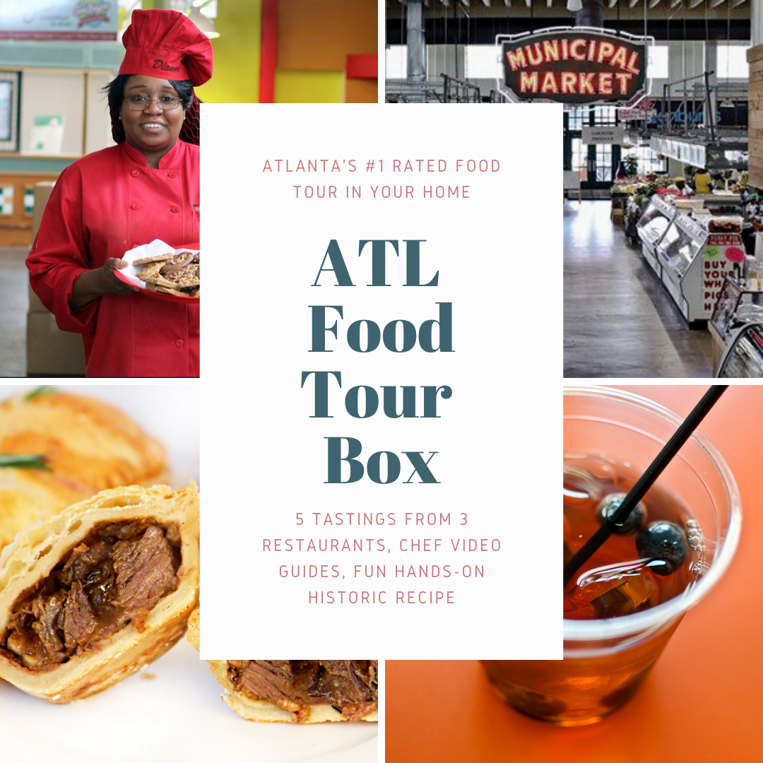 ATL Food Tour Box (Nationwide FREE shipping)