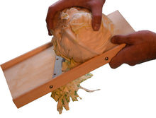 Load image into Gallery viewer, Wooden Cabbage Cutter-Lee Manufacturing Company