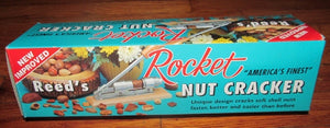 Reed's Rocket Nut Cracker-Lee Manufacturing Company