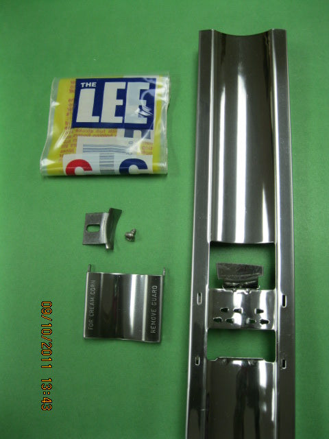 Stainless Steel (202) Corn Cutter Replacement Blade Set-Lee Manufacturing Company