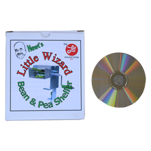 Load image into Gallery viewer, Little Wizard Bean & Pea Sheller-Lee Manufacturing Company