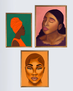 African American Gallery Wall Art Prints