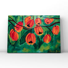 Load image into Gallery viewer, Ackee Acrylic Painting