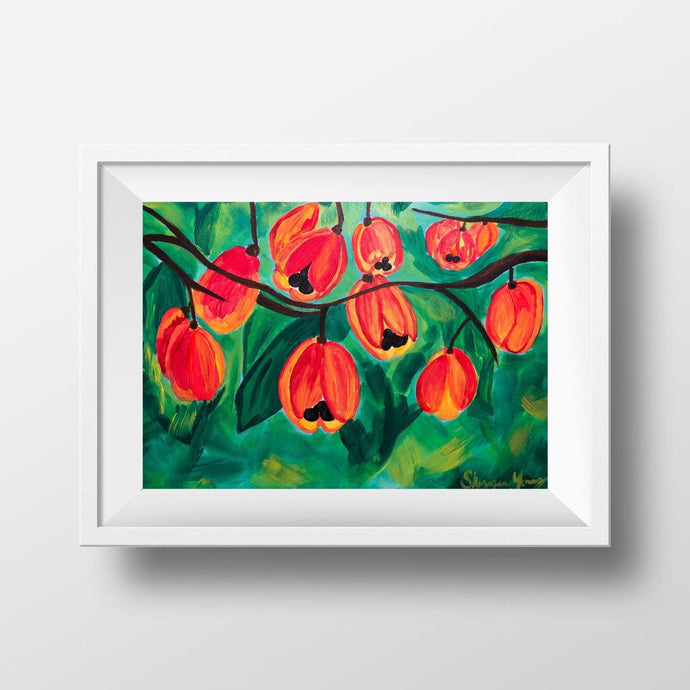 Ackee Art Prints