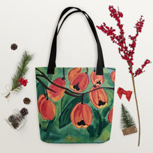 Load image into Gallery viewer, Ackee Tote bag