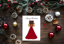 Load image into Gallery viewer, African American Christmas Cards