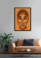 Load image into Gallery viewer, Caramel Art Print