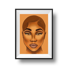 Load image into Gallery viewer, Caramel Art Prints