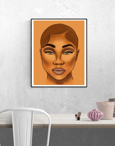 Caramel Art Prints