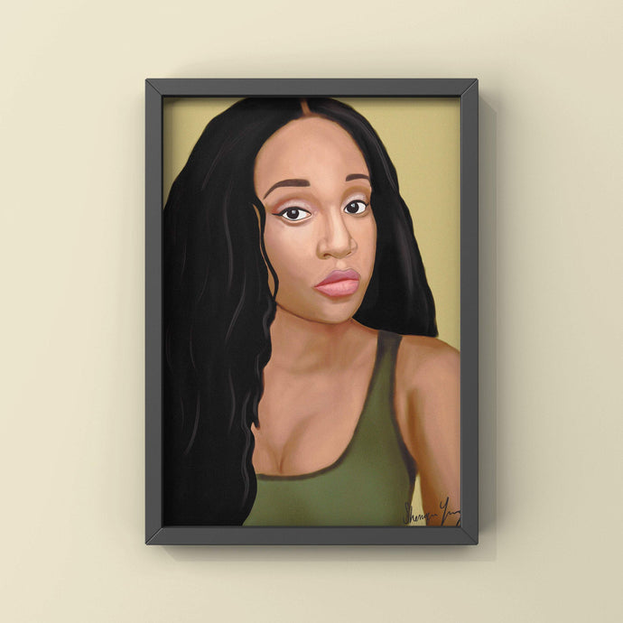 Digital Realism Custom Portraits
