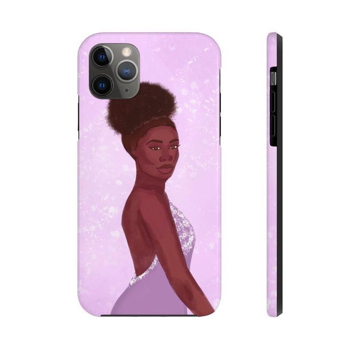 Lilac Tough Phone Case iPhone 11 Pro Max
