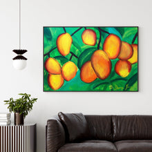 Load image into Gallery viewer, Mango Art Print