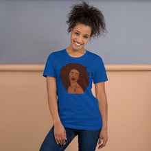 Load image into Gallery viewer, Maya Unisex T-Shirt True Royal S