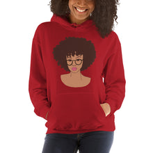 Load image into Gallery viewer, Afro Black Girl Hoodie