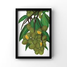 Load image into Gallery viewer, Tropical Fruits Art Print Bundle