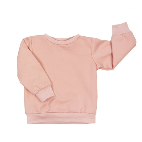 Sweater - Cloudy Pink