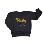 Sweater - Party Baby - Meerdere kleuren