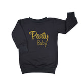 Sweaterdress - Party Baby - Meerdere kleuren