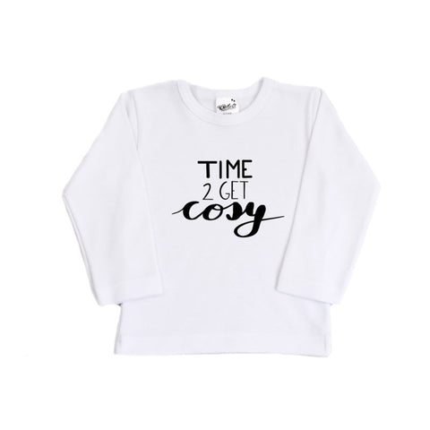 Tshirt - Time to get cosy