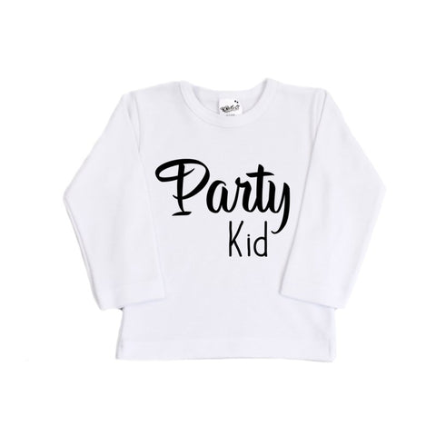 Tshirt - Party Kid