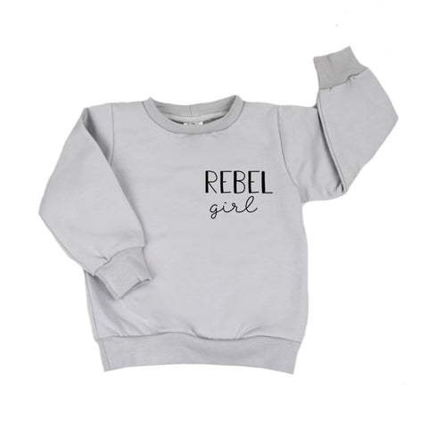 Sweater - Rebel Girl - Meerdere kleuren