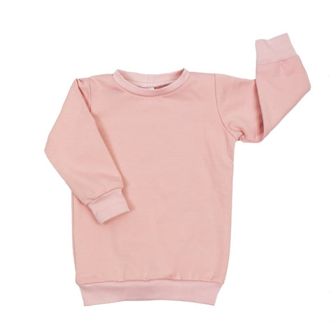 Sweaterdress - Cloudy Pink