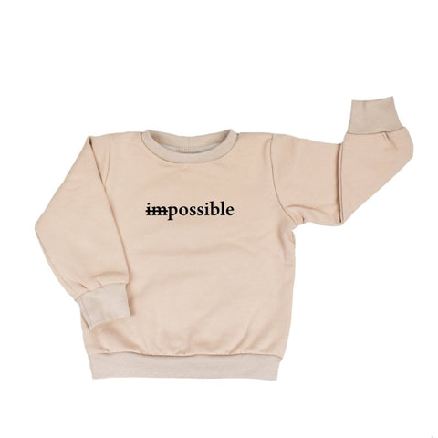 Sweater - (im)possible - Meerdere kleuren