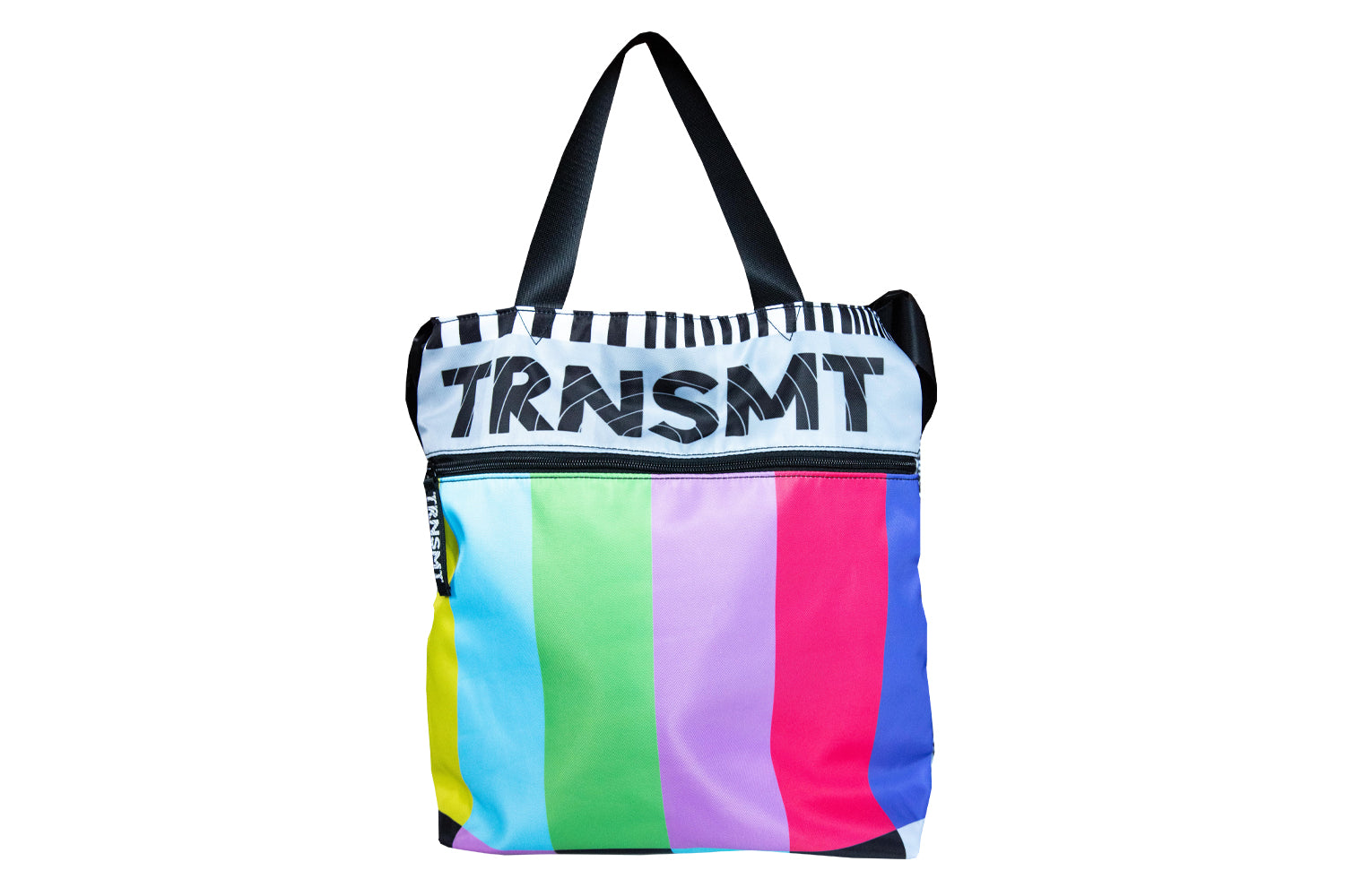 Double Panel Tote Bag