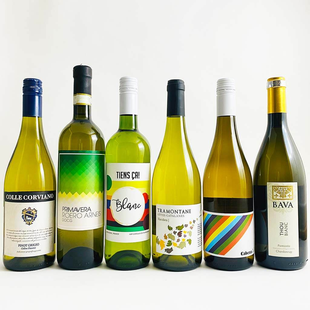 White Wine Pack