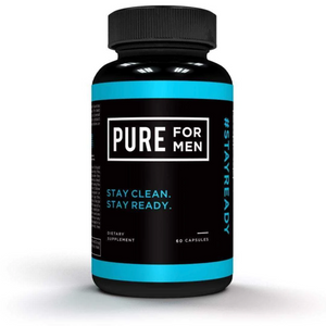 Pure for Men Fiber Capsules 60 Capsules