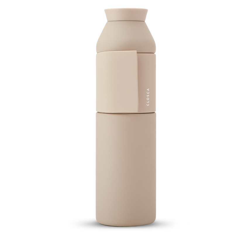 600ml Wave Bottle - Sahara