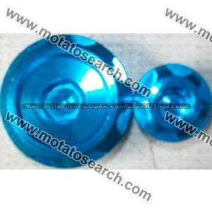 Tapon Jaguar Magneto Azul (Kit)