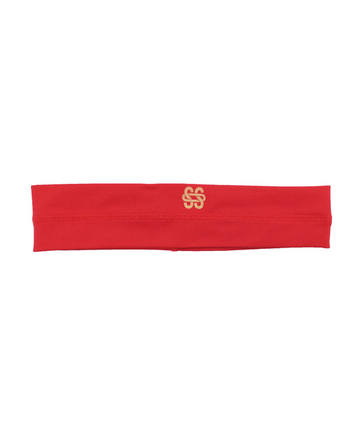 Red SOS Headband