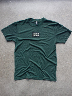 Short Sleeve Basic Logo T-Shirt