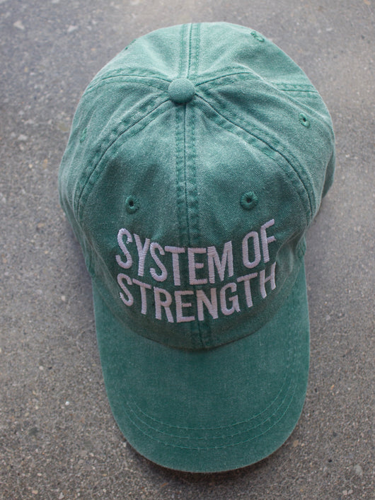 SOS Logo Dad Hat