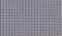 Load image into Gallery viewer, Blue and Mocha Gingham