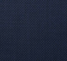 Load image into Gallery viewer, Elegant Navy Blue Textured Solid, Super 160, Wool