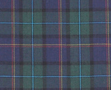 Load image into Gallery viewer, The Gentleman's Green and Blue Tartan with Red and Light Blue Accents