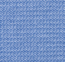Load image into Gallery viewer, Unique Light Blue Pattern Knit Stretch Cotton