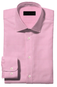 Bold Pink Gingham