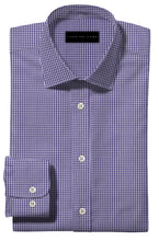 Load image into Gallery viewer, Subtle Lavender Gingham