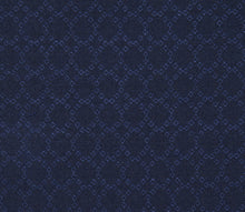 Load image into Gallery viewer, Navy Blue Unique Pattern, Super 150, Wool